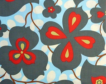 SALE***Amy Butler Morning Glory Blue Fabric