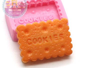 Rectangular Cookie Biscuit 17mm Flexible Mold 155m BEST QUALITY