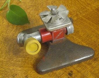 1950's Sprinkler , Squarespray Sprinkler , Lawn Sprinkler