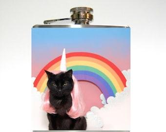Cat + Unicorn = Magic
