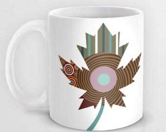 Canada Mug, Canadian Gift, Canada Day, Unique Coffee Mug, Canadian Seller, Canadian Maple Leaf, Canadian Shop