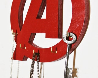 Avengers Key/Jewelry Holder (IN STOCK)