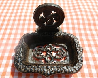 Soap cast iron vintage