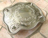 Studded Belt Custom Belt Buckle Add On, Spikes and Studs Metal Spikes, Silver Spikes, Biker Babe Add On, Silver Werstern Belt Buckle,