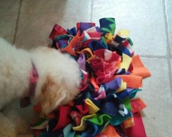 Dog Snuffle Mat Treat Puzzle Medium