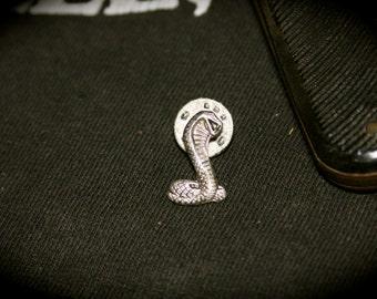 Vintage Cobra Novelty Hat Pin