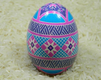 Easter Colors Barylka Ukrainian Egg