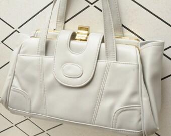 Light Gray Handbag