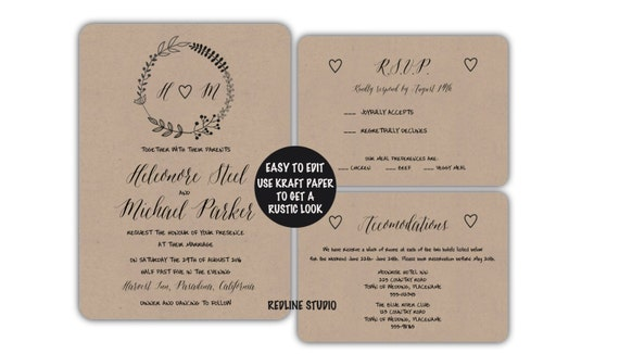 Wedding Invites Template was luxury invitations example