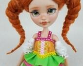 "Custom CA Cupid Repaint - Ever After High ""Heidi"""