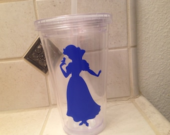 Snow White Princess Tumbler/Cup