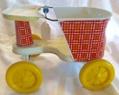 Vintage Metal Doll Stroller /Carriage from Ohio Art