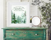 INSTANT DOWNLOAD, Go Tell It On the Mountain, Christmas Carol Lyrics, Printable, No. 635