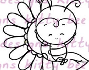 Flower Love Bug
