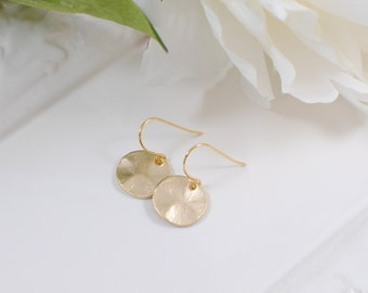 The Mika Earrings - Gold