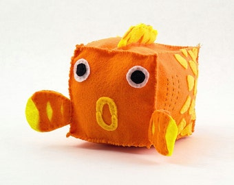 Fish Plush Animal Block