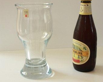 Holmegaard Beer Glass Per Lutken Denmark