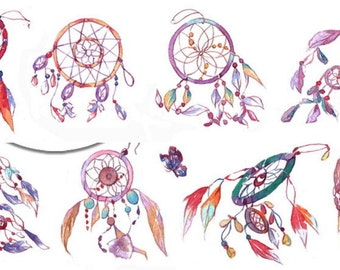 1 Roll of Limited Edition Washi Tape: Dreamcatcher