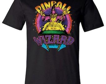 Pinball Wizard By Ed Newton | Short Sleeve Tee