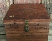 Personalized Keepsake Box, Baby Memory Box, Memory Box