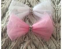 Tulle Hairbow!