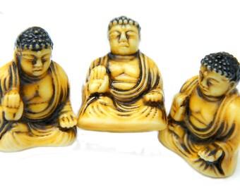 Medicine Buddha Cufflinks Tie Bar Set Vintage Asian Accessory Buddhism Supreme Healer Awakened One SALE Coupon Sparkle2017 For 15% Discount