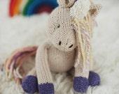 Custom Knit Unicorn For Jasmine