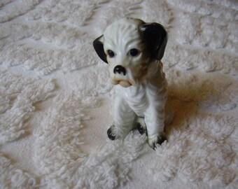 Vintage Puppy Dog Figurine