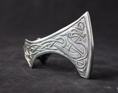 17% DISCOUNT! Small Viking Axe; Steel Axe; Medieval Axe; Decorative Weapon