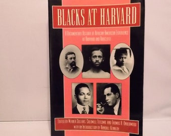 Blacks at Harvard
