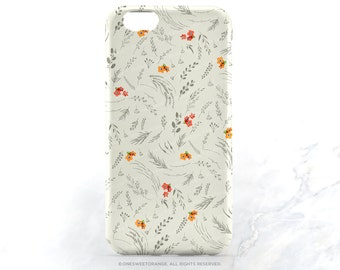 iPhone 7 Case Floral iPhone 7 Plus iPhone 6s Case iPhone SE Case iPhone 6 Case iPhone 5S Case Galaxy S7 Case Galaxy S6 Case I177