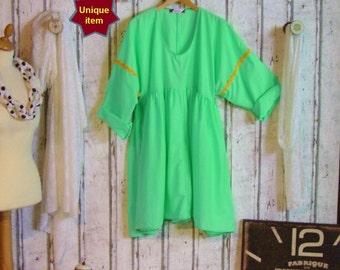 US 18 - 24, UK 20 - 26 Cotton, Plus sizes- ,  Shirt Oversized,European Layering Look