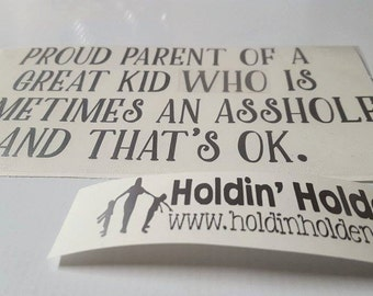 OFFICIAL HOLDINHOLDEN Kids decal