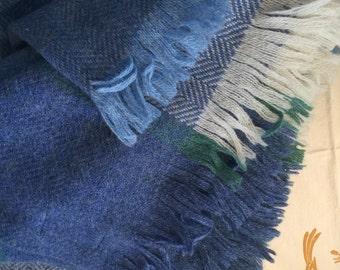 Gorgeous Avoca Mills Irish Woolen Blanket