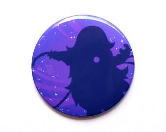 "Steven Universe Button // Amethyst Button // 2"" Pinback Button or Magnet"