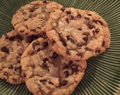 Vegan Chocolate Chip Cookies!
