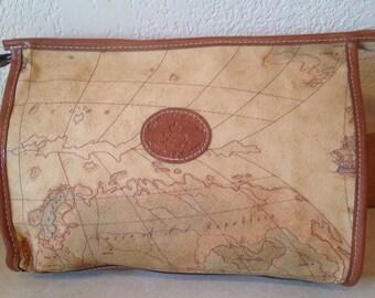 Vintage World Map Bag!