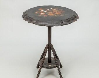 Victorian Papier Mache Top Table