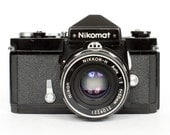 Nikomat FT with 50mm f2 AI Lens