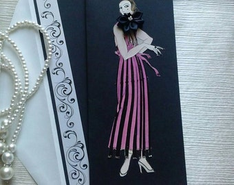 Downton Abbey Paper Dolls 1920's Card Matching Envelope