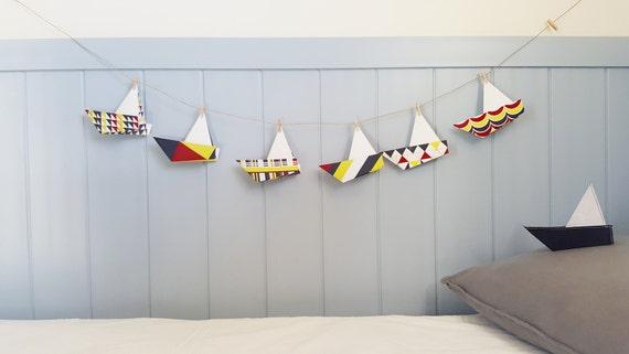 DIY Paper Origami Kit Kits Boat