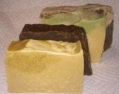Shampoo bar and Soap bar samples