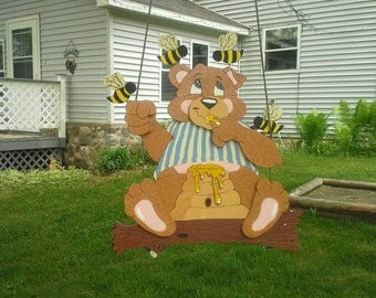Honey Bear Swinger