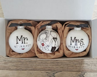 Wedding Gift, Gift for the Couple, Mr. and Mrs. Gift, Personalized Couples Gift, Mr. & Mrs. Keepsake, Unique Wedding Gift, Mr. and Mrs. Gift