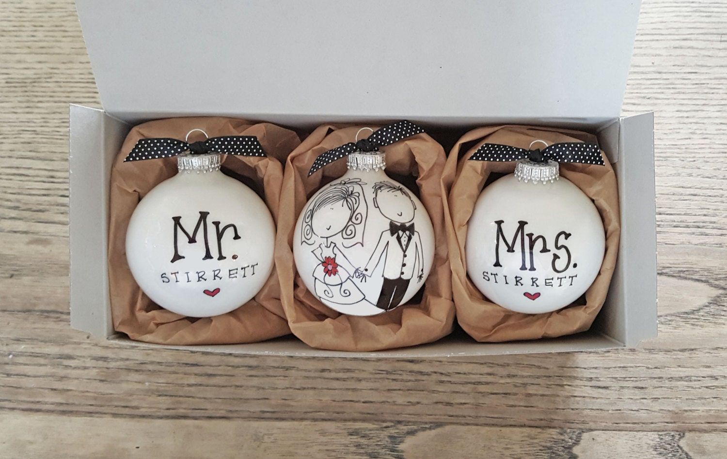 Wedding Gift For A Couple: Wedding Gift Gift For The Couple Mr. And Mrs. Gift