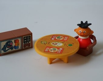 Fisher Price Sesame Street Pieces