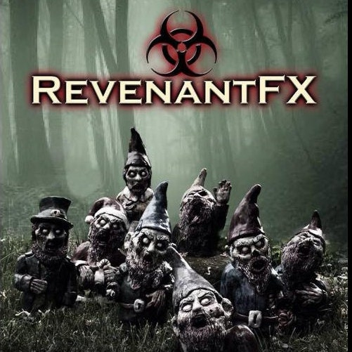 Zombie Gnomes Canada by RevenantFX