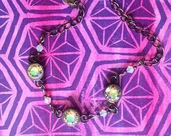 Super sparkly bracelet