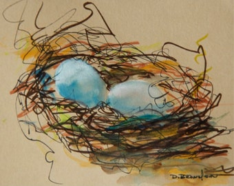 Nest Painting