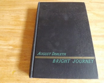 Book Bright Journey By August Derleth